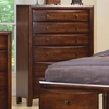 Hillary and Scottsdale Contemporary 6 Drawer Chest