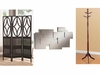Home Accessories, Mirror, Screen, Coat Rack, Lamp, shoe cabinet, wine cabinet, Curio