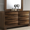 Hunter 6 Drawer Dresser With Fingertip Pulls