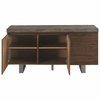 Hutchinson Modern Server with Composite Concrete Top by Scott Living