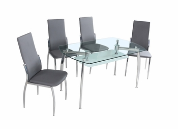 J&M 5PC B11 Dining Table set