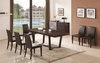 J&M 5PC Class Dining Table + Colibri Chairs