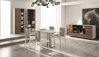 J&M 5PC dining set Composition 205