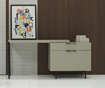 J&M Angel Modern Office Desk