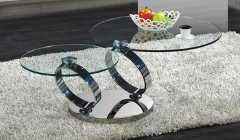 J&M C205 Modern Coffee Table