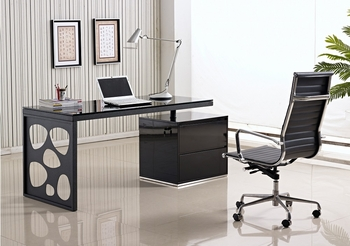 J&M KD01R Modern Office Desk