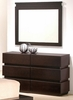 J&M Knotch Dresser / Mirror