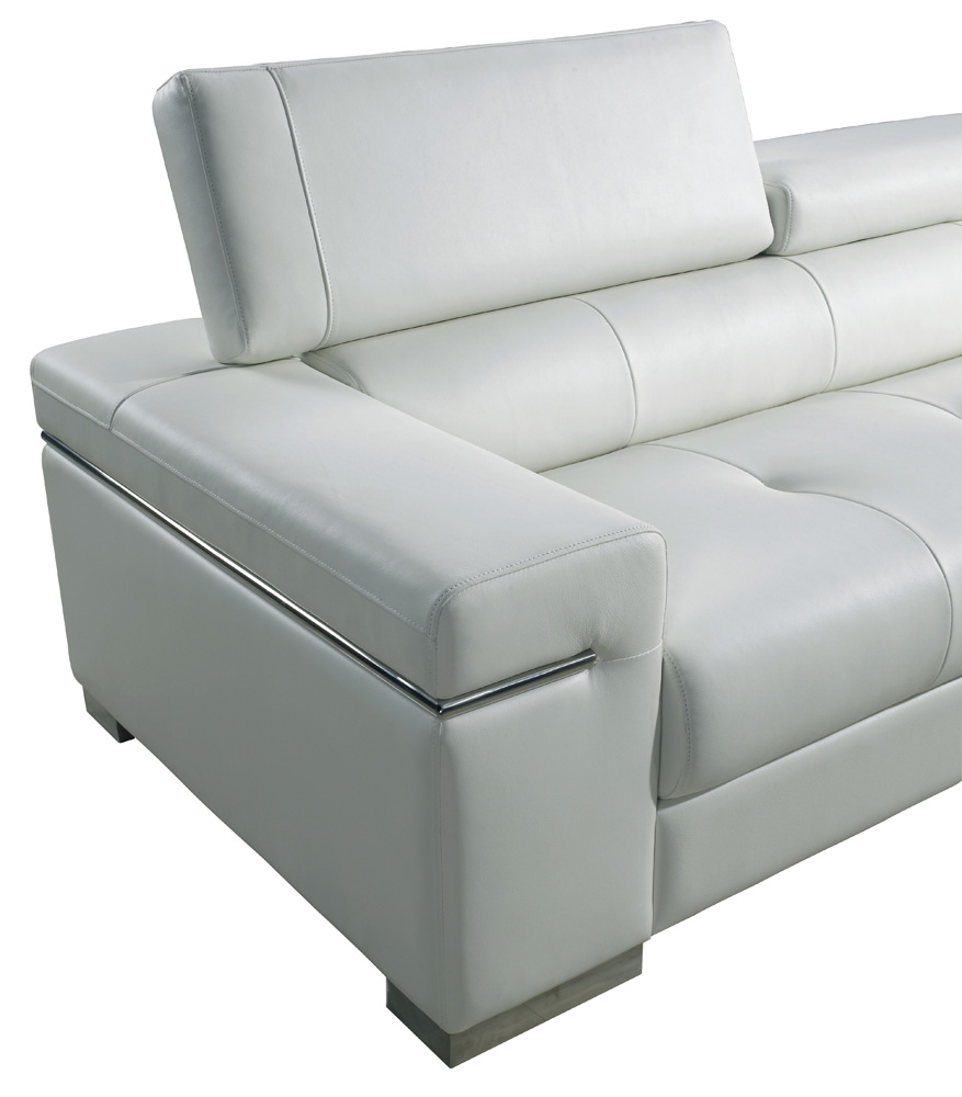 Modern J&M made in Italy high quality Italian leather Soho sofa ...