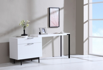 J&M Wanda Modern Office Desk