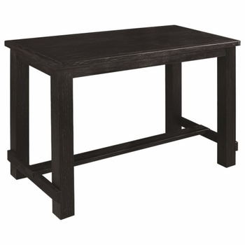 Jacinto Rustic Craftsman Bar Table