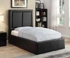 Jacobsen twin storage platform bed