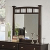 Jasper Mirror with Curved Frame