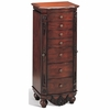 Jewelry Armoires Traditional Jewelry Armoire