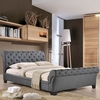KATE QUEEN FABRIC BED