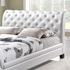 KATE QUEEN VINYL BED