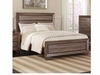 Kauffman Queen size bed