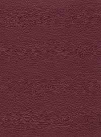 Leather look Maroon futon cover