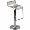 LEM ACRYLIC BAR STOOL IN CLEAR
