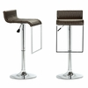 LEM WICKER BAR STOOL IN ESPRESSO
