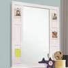 Lemoore Dresser Mirror with Pinboard