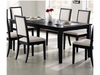 "Lexton Rectangular Dining Table with 18"" Leaf"