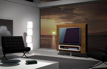 Lisbon Premium Swivel TV Unit