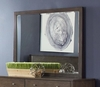 Lompoc Dresser Mirror in Ash Brown Finish