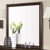 Louis Philippe 202 Framed Square Dresser Mirror