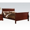 Louis Philippe II King size bed