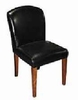 LOUISE Black Dining Chair