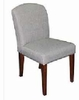 LOUISE Grey Dining Chair