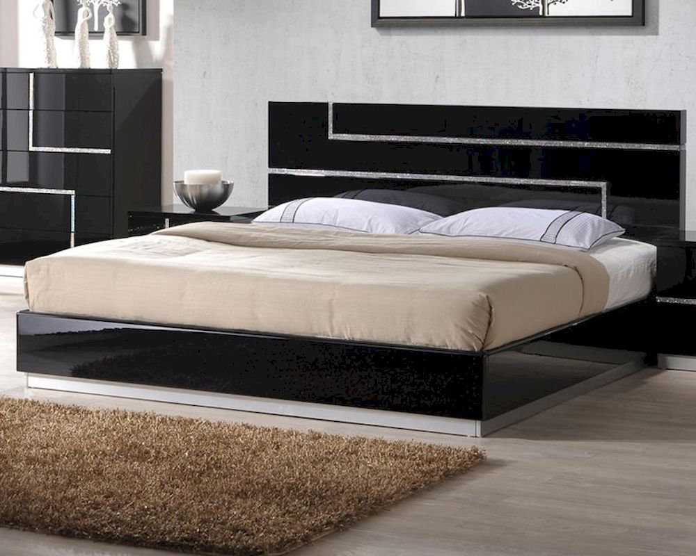 modern j&m lucca bedroom set queen contemporary md furniture stores