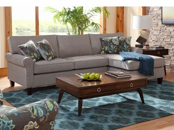 Made in USA Sectional model # 1000-30R-24L
