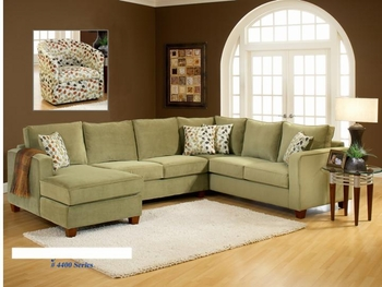 Made in USA Sectional model # 4400-24L-20R-20A-10C