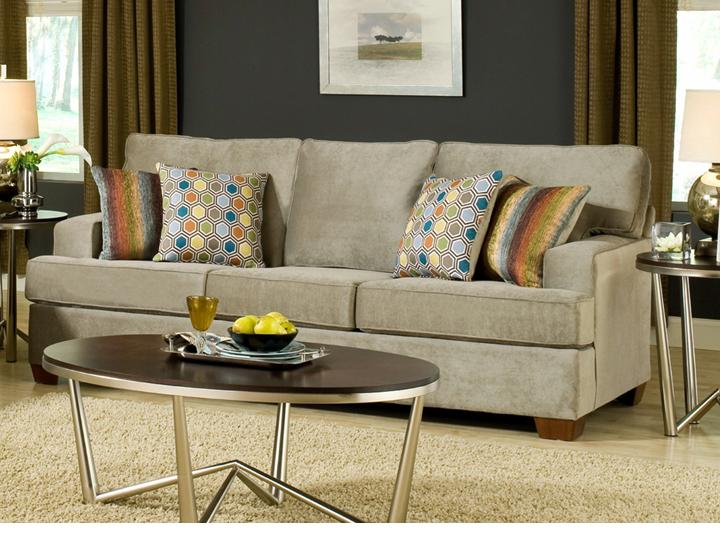 Modern Made In Usa Living Room Sofa 5900 30 5 Year