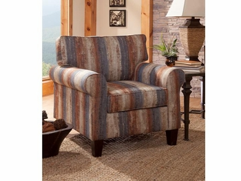 Custom Accent Chair Made in USA model # 0100-10 Living room