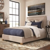 Madeleine II Upholstered King Bed