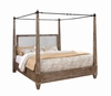Madeleine Queen Canopy Bed by Donny Osmond Home