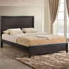 MADISON QUEEN BED IN WALNUT