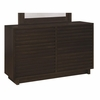 Matheson Dresser with Slat Panel Design