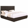 Matheson Queen Bed with Slatted Panel Design