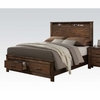 Merrilee Queen size bed