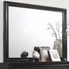 Miranda Mirror with Wood Frame