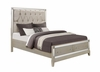 MIRROR CHAMPAGNE Queen Size Bed