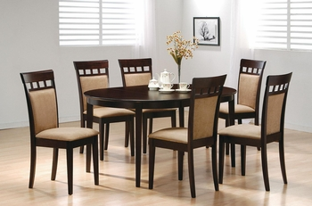 Mix & Match 5 PC Dining Set Table, 4 Chairs # 100770