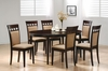 Mix & Match 5 PC Dining Set Table, 4 Chairs Furniture Stores