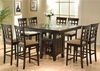 Mix & Match Dining 5 PC Set Table, 4 Stool Virginia Stores