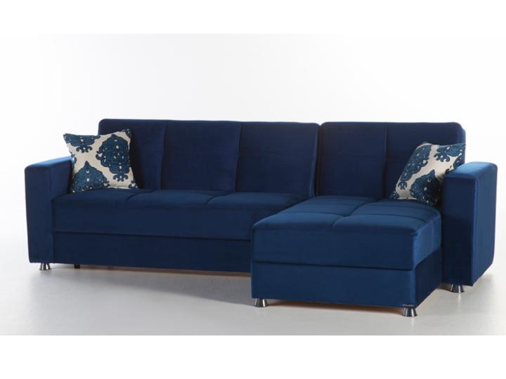 Modern Elegant Sectional Sleeper Fairfax Furniture