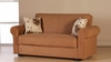 Modern Elita Living Room Loveseat Sleeper VA Stores