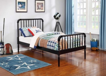 modern Jones twin Platform Bed